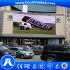Tarjeta publicitaria electrónica al aire libre programable larga de la vida útil P8 SMD3535