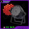 54PCS 3W RGB 세 배 색깔 LED PAR64