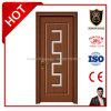 Modèles internes en bois de portes de salle de toilette de type d'ouverture d'oscillation