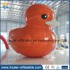 Heißer Verkauf kundenspezifische aufblasbare Ente, aufblasbare bekanntmachende Ente für Verkauf