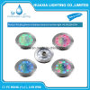 304/316 luz impermeable de la fuente del acero inoxidable IP68 LED