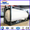 콘테이너 25000 리터 20feet LPG/LNG/Propane 가스 탱크