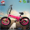 Fettes Gummireifen-Qualität Ebike 20inch elektrisches faltendes Fahrrad