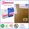 Resina de epoxy colorida del precio de fábrica de la oferta para la capa de epoxy metálica del suelo