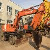Excavatrice utilisée du Japon Hitachi (ex100-1)