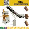 Machine de brique de la prime 2700 d'Eco d'argile de couplage