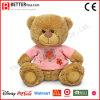 박제 동물 여자 아기를 위한 연약한 장난감 견면 벨벳 장난감 곰