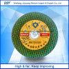 T41 утончают диск вырезывания на нержавеющая сталь 100-125mm