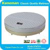호텔 Furniture Round Bed Mattress와 Bedbase