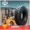 포크리프트 공기 타이어, 5.00-8 6.00-9 7.00-12 비스듬한 산업 타이어