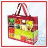Le supermarché tissé par pp met en sac (ENV-PVB029)