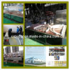 Guichet d'arc de PVC effectuant la machine Windows de la machine/UPVC