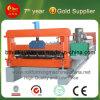 Tuile en acier de produits de bâtiment de qualité effectuant la machine