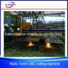 Máquina de estaca de /Flame do plasma do CNC do Slat das barras lisas da placa/folha da Multi-Tocha