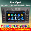Sistema estéreo del GPS del coche para Opel Vectra Corsa Antara (VOA6261)