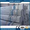 Dn100 Zinc Coated Steel Pipe with ISO Approved