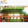 3000-3500kw Waste Tyre Pyrolysis Oil Generator Sets pour Power Plant.