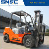 Mastro do recipiente de Snsc Forklift do diesel de 3 toneladas