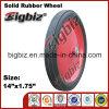 트롤리를 위한 Wholesale14 인치 단단한 고무 바퀴