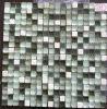 Mosaico del vidrio cristalino de la mezcla de la piedra del azulejo de mosaico (HGM355)