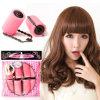 Инструмент Curler волос ролика волос розовой губки пластичный