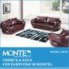 革ソファー、熱い販売の現代ホーム家具のソファー