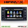 Sistema de navegación del coche DVD GPS de Hifimax para Toyota Camry/el Corolla/el crucero de la tierra (HM-8910G)