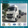 Camion de l'entraîneur 6X4 de l'euro 4 de Sinotruk T7h 400HP