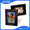 Innenrahmen Tischplatte 7inch LCD-Digital mit ledernem Rahmen