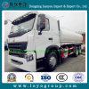 판매를 위한 탄소 강철 석유 탱크 트럭을 운전하는 Sinotruk 6X4