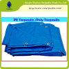 Les couvertures 180GSM concrètes bleues ont isolé la bâche de protection