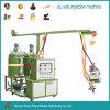 Máquina da modelação por injeção do plutônio da baixa pressão