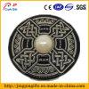 도매 주문 진주 금속 사기질 기념품 Pin 기장 22