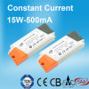 20-30V 500mA de Constante Huidige LEIDENE Levering van de Macht met TUV Ce