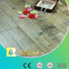 suelo laminado impermeable raspado mano del roble de 12.3m m HDF AC4