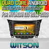 Witson S160 Car DVD GPS Player con lo Specchio-Link Pip (W2-M156) di Rk3188 Quad Core HD 1024X600 Screen 16GB Flash 1080P WiFi 3G Front DVR DVB-T