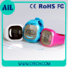 2015 relógios coloridos da geléia do silicone do relógio do silicone/relógio de pulso do esporte