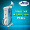 Remoção eficaz do tatuagem do laser do ND YAG do interruptor de Q