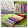 Manta antirresbaladiza colorida de la alfombra del Chenille de Microfiber