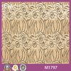 Cotton de nylon Fabric Lace Tricot Lace para Dress Garment