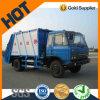 Dongfeng 10 입방 LHD 압축 유형 쓰레기 트럭