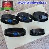 Rueda volante plástica de nylon para la puerta del garage del obturador del rodillo (F-04)