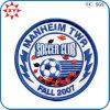Tuch-Sport-Abzeichen-kundenspezifische Stickerei-Änderung am Objektprogramm