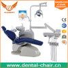 L'intero insieme dell'unità dentale con piccolo riflette l'indicatore luminoso