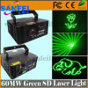 100MW Green Wiht SD Laser Stage Light for Sale
