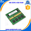 Bestes Price 1333MHz PC3-10600 Laptop RAM DDR3 4GB