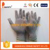 Перчатка Dch128 безопасности 13 датчиков серая Nylon