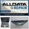 Software +Mitchell 2015 van de Reparatie van Alldata de Auto in D630 Laptop