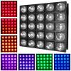 Luz barata de la matriz de la etapa LED de 25PCS 30W RGB