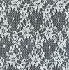 Garments、Curtainsのための花Design Lace Fabric